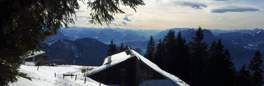 Vorderkaiserfeldenhütte © Lion Pfeufer
