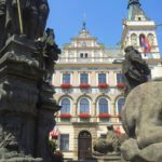 Rathaus Pardubice