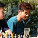 Huy und Lucas
