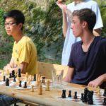Lukas und Niklas