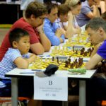 Christof in der 1.Runde gleich gegen Anand
