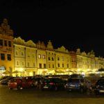 Markt bei Nacht