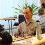 FM Sven Schaller gegen Hans Jürgen Doeres